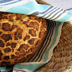 Chleb tygrysi (Dutch crunch bread)
