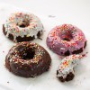 Chocolate (spread) Donuts